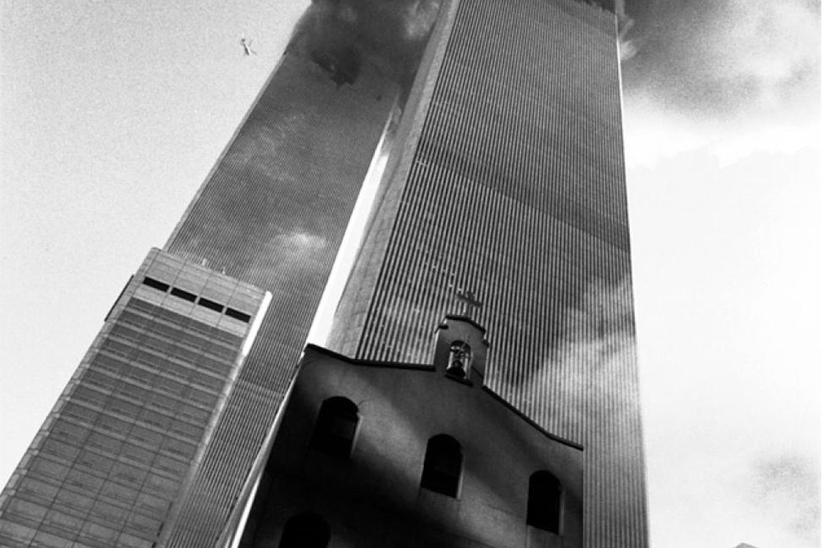 The old temple on 9/11